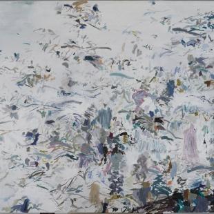 涂绘与书写:中国抽象艺术六人展