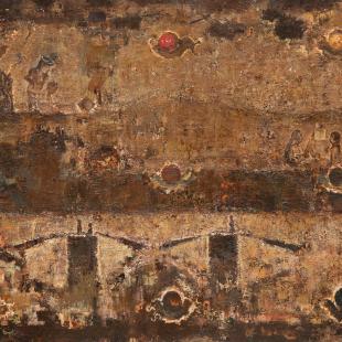 井士剑个展:蜗牛的宇宙和戏谑的风景