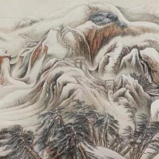 穆如·晚晴——纪念陆俨少诞辰110周年专题展