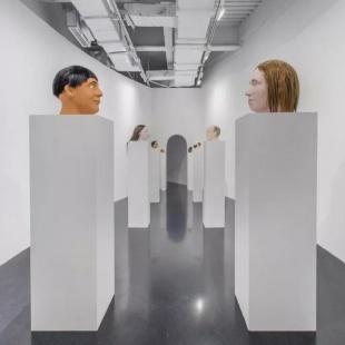 凸面/凹面:比利时当代艺术展