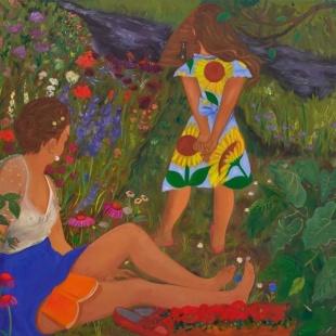 """Maria Farrar """"Spring"""""""