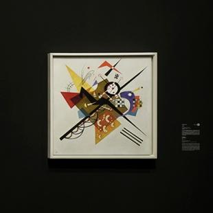 抽象艺术先驱:康定斯基